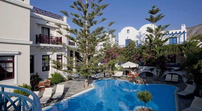 Grecia Santorini Perissa VEGGERA 3