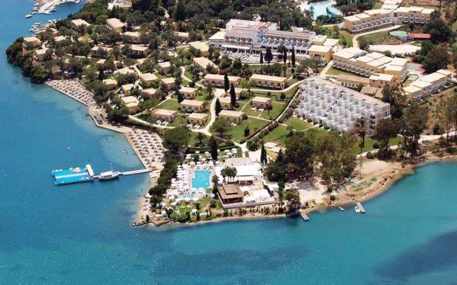 Grecia Corfu Gouvia LOUIS CORCYRA BEACH 1
