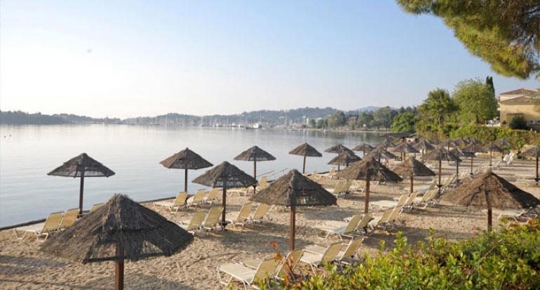 Grecia Corfu Gouvia LOUIS CORCYRA BEACH 5