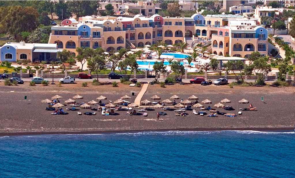 Grecia Santorini Perivolos SANTO MIRAMARE RESORT 2
