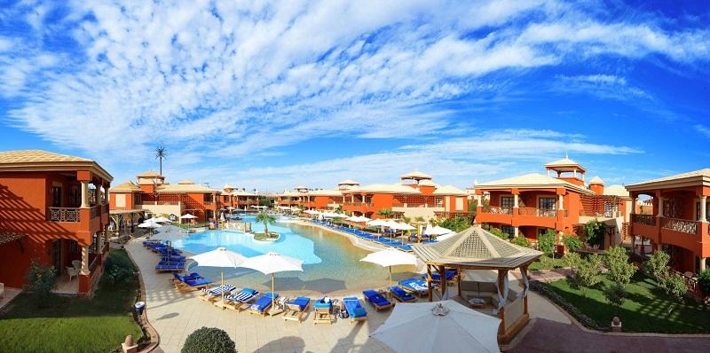 Egipt Hurghada Hurghada Town ALBATROS ALF LEILA WA LEILA 1
