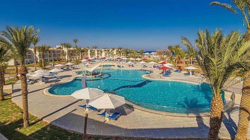 Egipt Hurghada Soma Bay AMARINA ABU SOMA RESORT & AQUA PARK 1