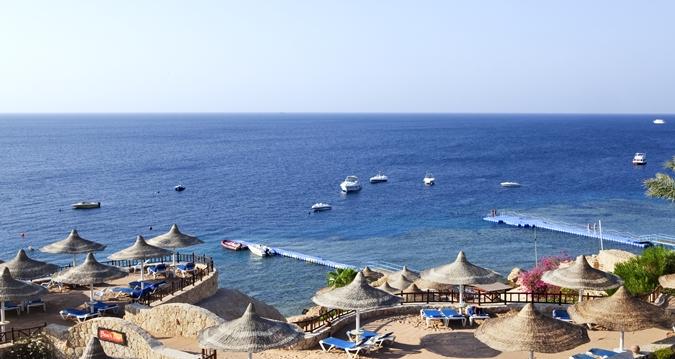 Egipt Sharm El Sheikh Shark`s Bay HILTON SHARM SHARKS BAY RESORT 5