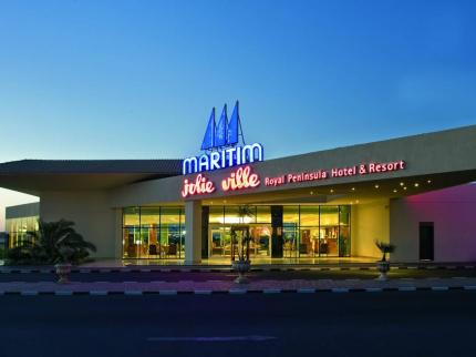 Egipt Sharm El Sheikh Shark`s Bay MARITIM JOLIE VILLE ROYAL PENINSULA RESORT 1