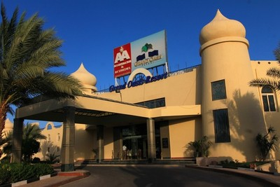 Egipt Sharm El Sheikh Shark`s Bay GRAND OASIS RESORT 1