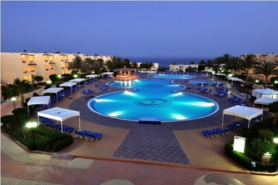 Egipt Sharm El Sheikh Shark`s Bay GRAND OASIS RESORT 4