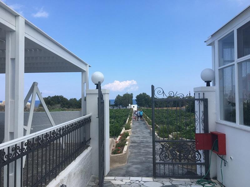 Grecia Santorini Kamari - Monolithos IMPERIAL MED 4