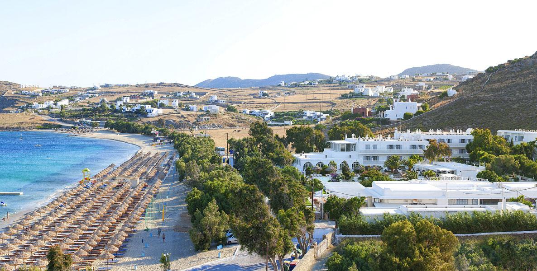 Grecia Mykonos Kalafatis APHRODITE BEACH HOTEL 1