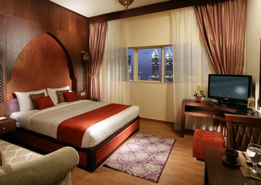 Emiratele Arabe Unite Dubai Al Barsha FIRST CENTRAL HOTEL APARTMENT (EX AURIS) 3