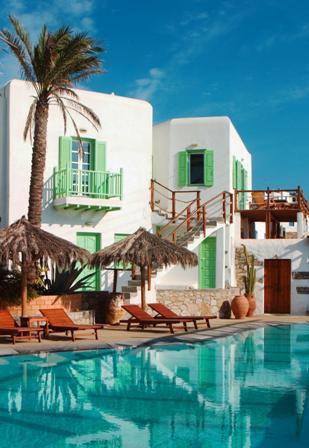 Grecia Mykonos Platy Gialos MYKONOS PALACE BEACH 1