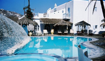 Grecia Mykonos Platy Gialos MYKONOS PALACE BEACH 4