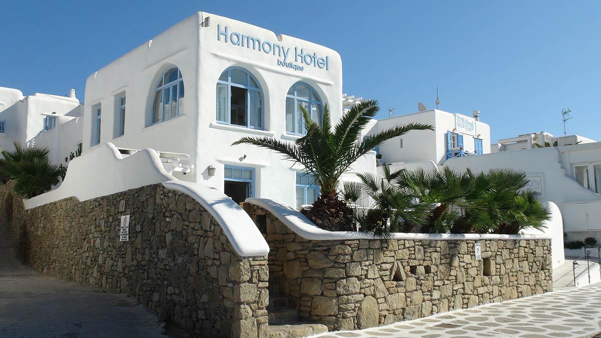Grecia Mykonos Mykonos Town HARMONY BOUTIQUE 5