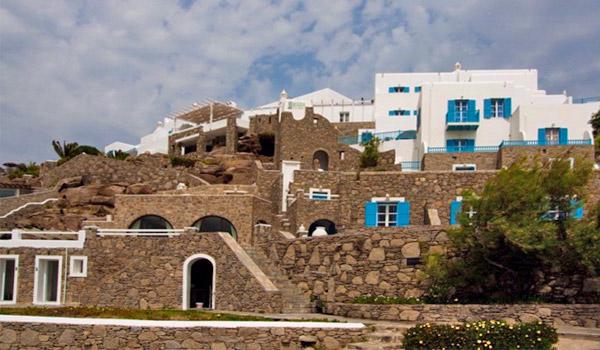 Grecia Mykonos Tagoo KOUROS HOTEL 1
