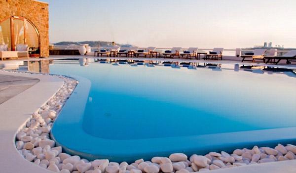 Grecia Mykonos Tagoo KOUROS HOTEL 2