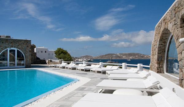 Grecia Mykonos Tagoo KOUROS HOTEL 3