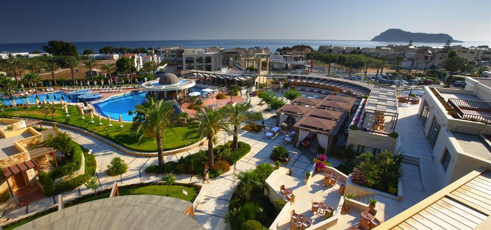 Grecia Creta - Chania Platanias - Chania MINOA PALACE RESORT & SPA 1