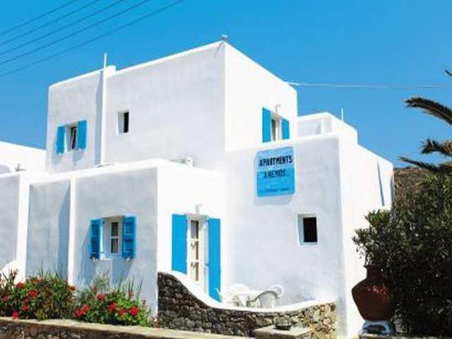 Grecia Mykonos Ornos ANEMOS STUDIOS 1