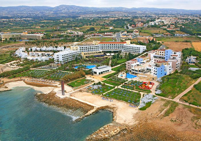Cipru Larnaca Paphos ST. GEORGE HOTEL 4