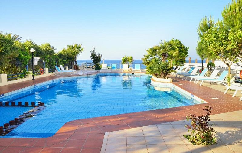 Grecia Creta - Heraklion Hersonissos GOLDEN BEACH 1