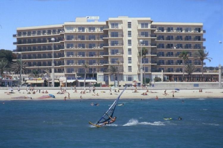 Spania Mallorca Can Pastilla THB EL CID 1