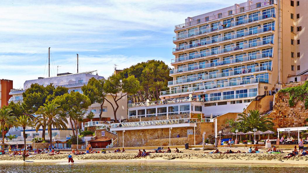 Spania Mallorca Magalluf FLAMBOYAN CARIBE 1