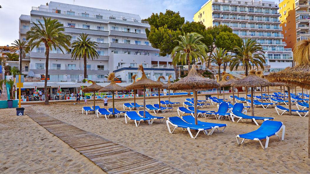 Spania Mallorca Magalluf FLAMBOYAN CARIBE 2