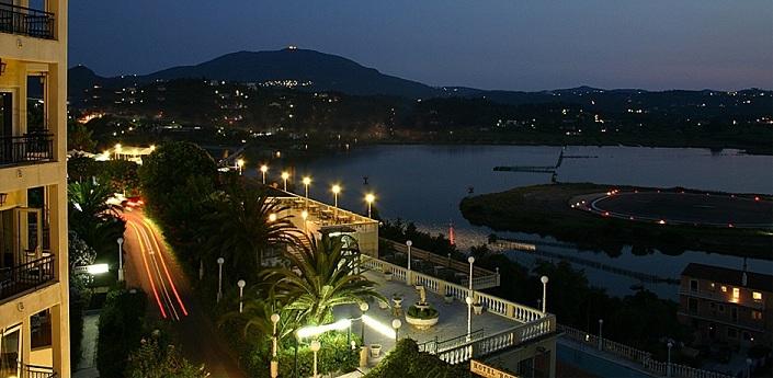 Grecia Corfu Kanoni THE ROYAL HOTEL 3