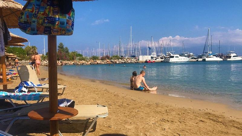 Grecia Creta - Heraklion Agios Nikolaos SANTA MARINA 2