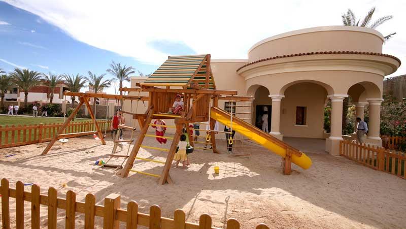 Egipt Sharm El Sheikh Nabq Bay JAZ MIRABEL PARK RESORT 6