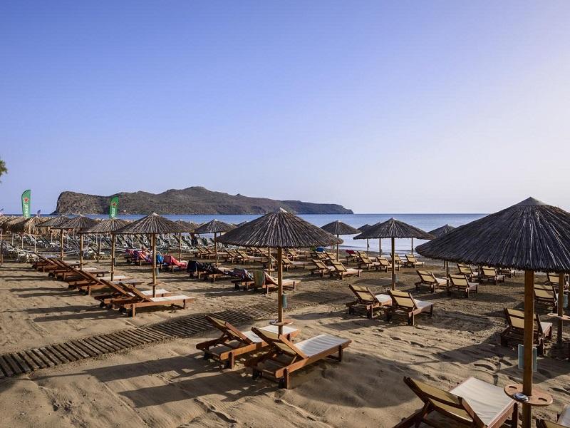 Grecia Creta - Chania Aghia Marina AMALTHIA BEACH RESORT 5