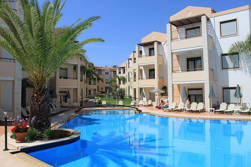 Grecia Creta - Chania Aghia Marina CRETA PALM RESORT  1