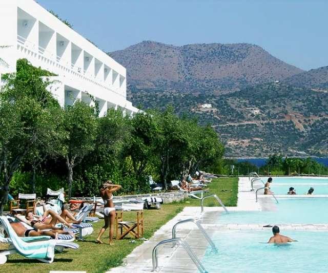 Grecia Creta - Heraklion Hersonissos KING MINOS PALACE 2
