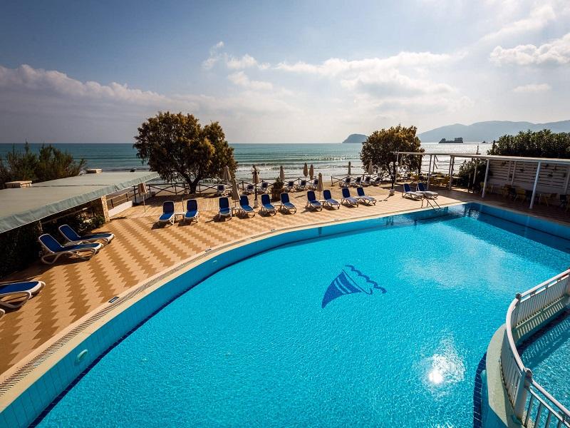 Grecia Zakynthos Laganas MEDITERRANEAN BEACH RESORT  4
