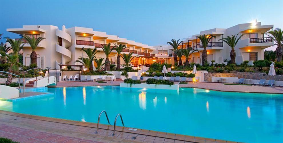 Grecia Creta - Chania Aghia Marina GIANNOULIS SANTA MARINA BEACH RESORT 1