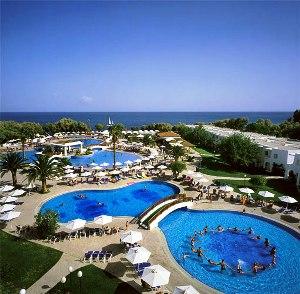 Grecia Creta - Chania Maleme LOUIS CRETA PRINCESS AQUAPARK & SPA 1