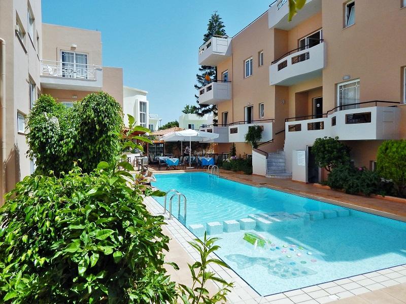 Grecia Creta - Chania Platanias - Chania APOLLON HOTEL  1