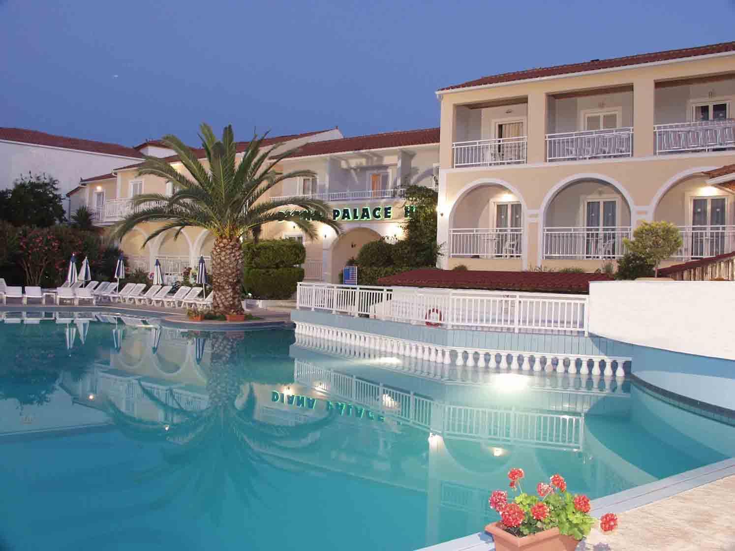Grecia Zakynthos Argassi DIANA PALACE 1
