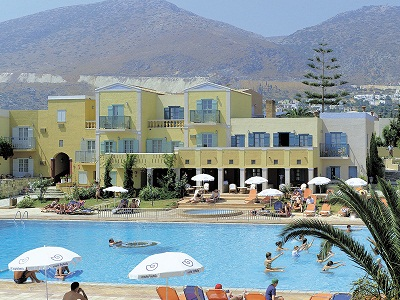 Grecia Creta - Heraklion Hersonissos SILVA BEACH 1