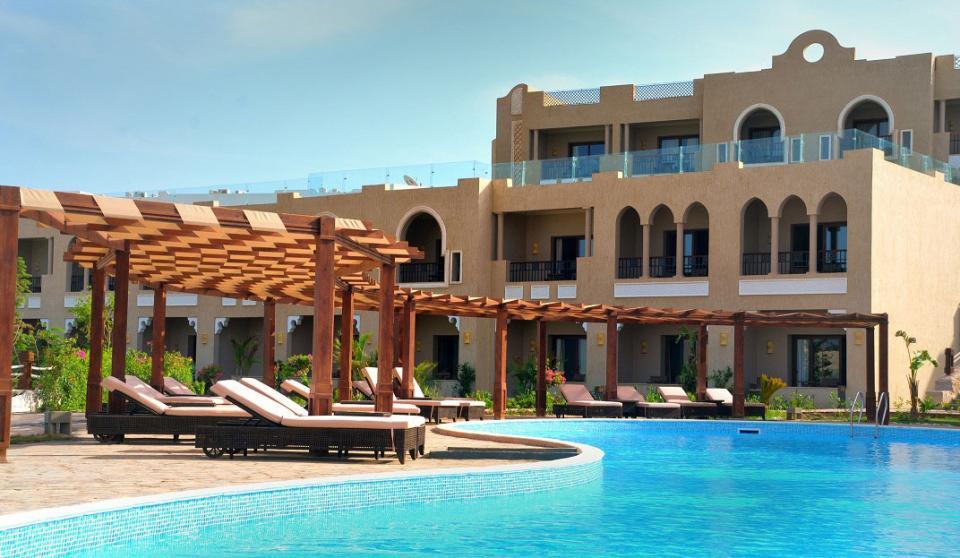 Egipt Sharm El Sheikh Pasha Bay SUNRISE ARABIAN BEACH RESORT 1