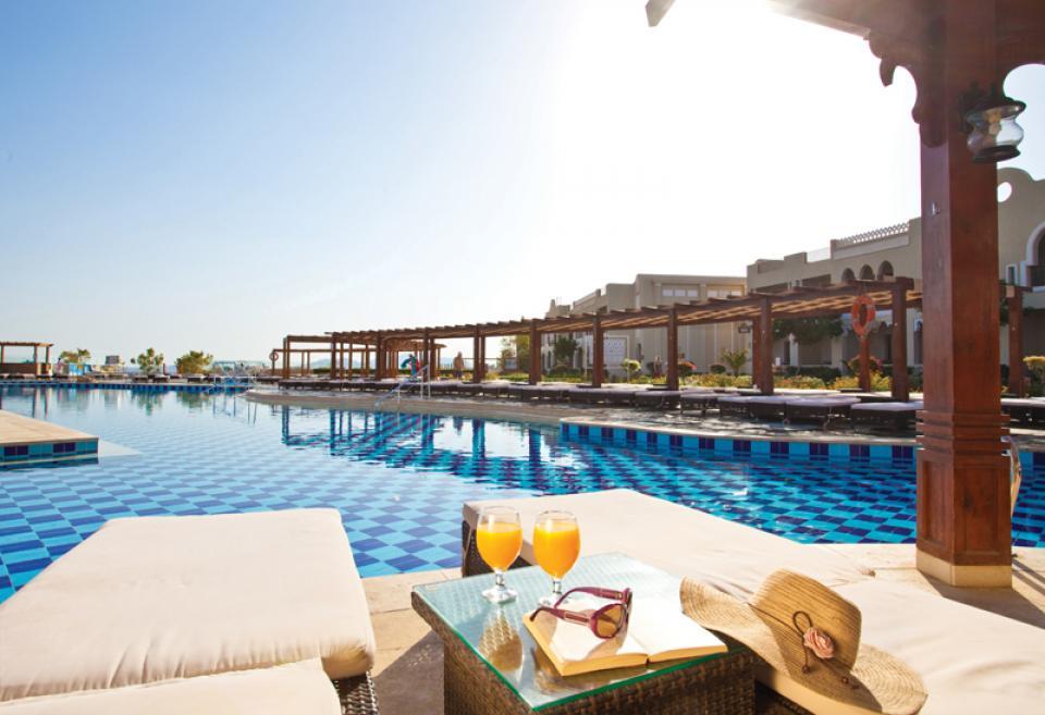 Egipt Sharm El Sheikh Pasha Bay SUNRISE ARABIAN BEACH RESORT 6