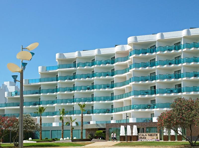 Spania Mallorca Cala Millor HIPOTELS CALA MILLOR PARK HOTEL 1