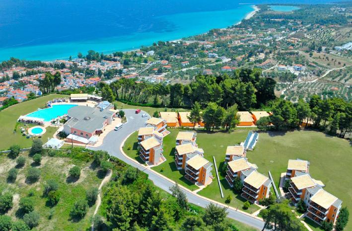 Grecia Halkidiki Kassandra ALIA PALACE 1