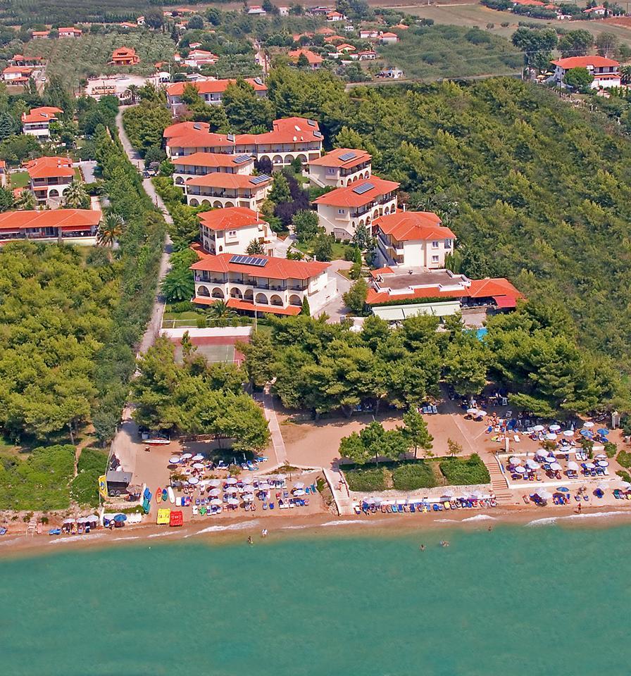 Grecia Halkidiki Kassandra PORTES BEACH 1