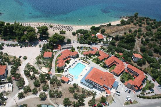 Grecia Halkidiki Sithonia LAGOMANDRA BEACH&SUITES 1