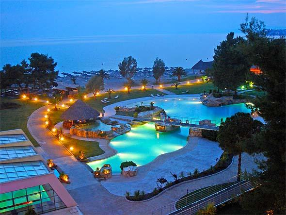 Grecia Halkidiki Sithonia LAGOMANDRA BEACH&SUITES 2