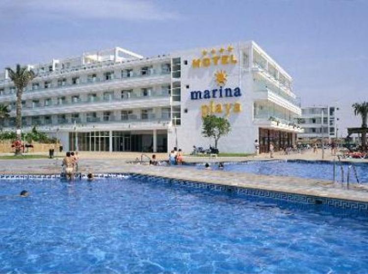 Spania Mallorca Illetas EUROPE PLAYA MARINA HOTEL 2