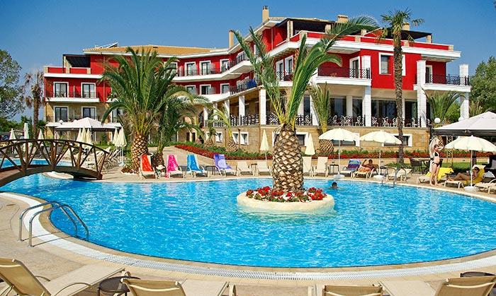 Grecia Riviera Olimpului Paralia Katerini MEDITERRANEAN PRINCESS 1