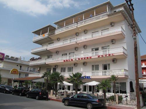 Grecia Riviera Olimpului Paralia Katerini GOLD STERN 1