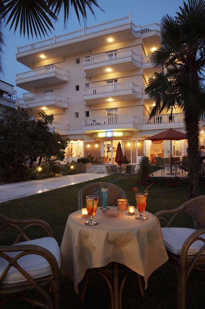 Grecia Riviera Olimpului Paralia Katerini IONI 1
