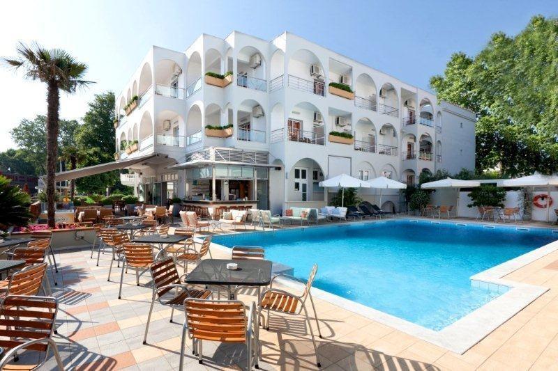 Grecia Riviera Olimpului Platamonas KRONOS 1